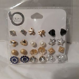Bloom New York Earring lot of 12 pack
